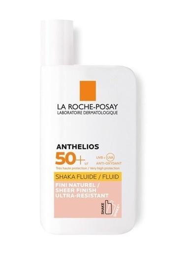 La Roche Posay  Anthelios Shaka Tinted Fluid Spf50+ 50 Ml - Normal, Karma Ciltler Renksiz